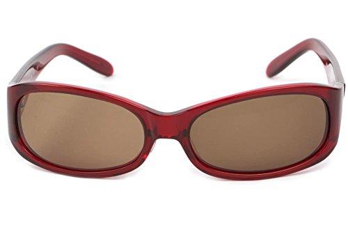 Lunettes Amarante Rouges Polarisées Soleil Mixte Rouge aFrwFE1qnO