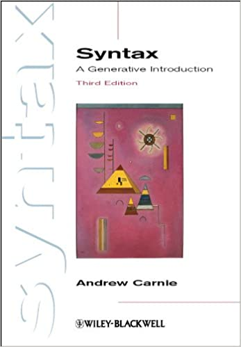 syntax a generative introduction introducing linguistics kindle