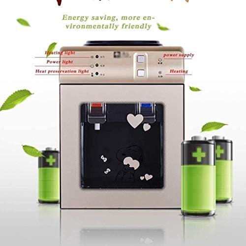 XWX Home Warmwaterdispenser keuken water dispenser gehard glas venster elektrische waterkoker