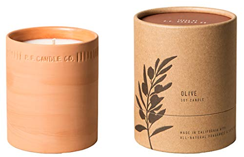 Terra by P.F. Candle Co. (Olive 8 oz)