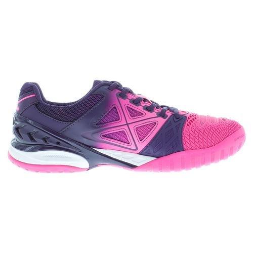 bb06126bfe65 Fila Women s Cage Delirium Tennis Shoe (Knockout Pink Purple Pennant White)  new