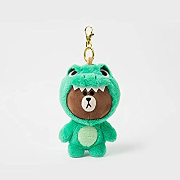 Amazon.com: PKRISD Line Friends - Llavero de peluche con ...