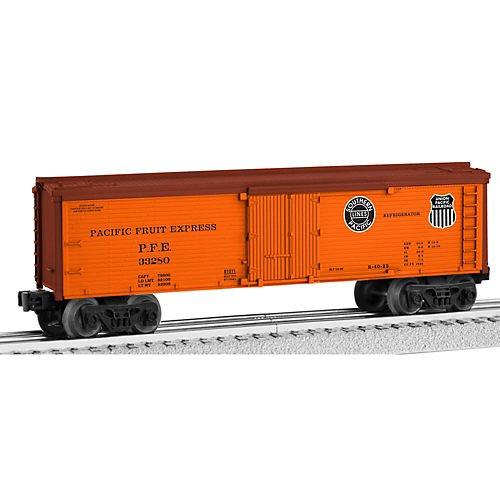 【メーカー公式ショップ】 Lionel Reefer Trains Pacific Fruit Express Lionel Reefer Fruit Car B00LQGYEJ0, イーベストPC家電館:e2e63da7 --- a0267596.xsph.ru
