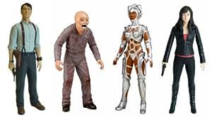 Torchwood - Pack de 4 figuras de acción
