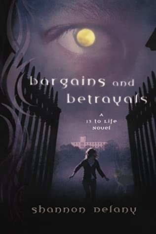 book cover of Bargains and Betrayals