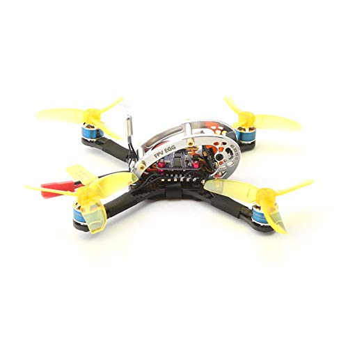 Wikiwand LDARC FPVEGG V2 5.8G Brushless OSD Camera Mini FPV RC Racing Drone PNP Version by Wikiwand (Image #7)