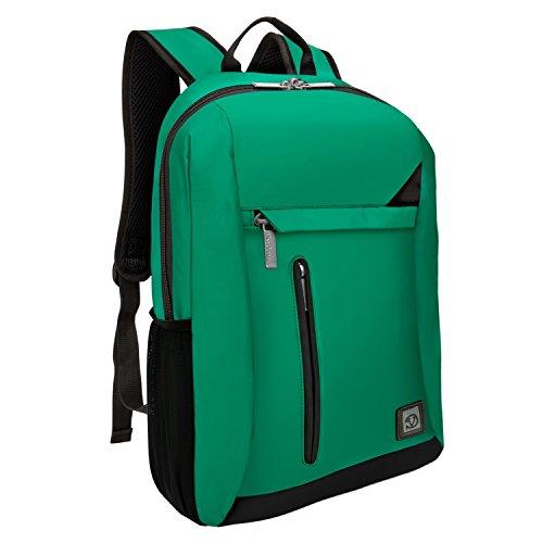 Vangoddy New Laptop Sleeve Case Bag Backpack for Apple MacBook Pro Air/Dell XPS Alienware/HP Envy/Lenovo G ThinkPad/ASUS Rog/Samsung ATIV Series 13.3 15.6 Inch Ultrabook Vertical Green
