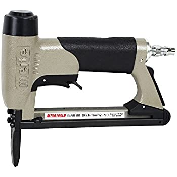 Meite Mt5016sln Upholstery Stapler 20 Gauge 1 2 Inch Crown