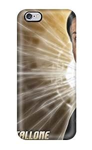 New Premium Flip Case Cover Sylvester Stallone Skin Case For Iphone 6 Plus