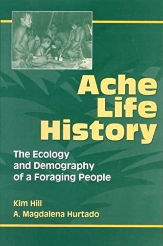 Ache Life History: The Ecology and Demography of a Foraging People