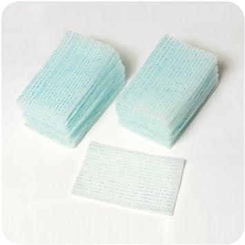 Esponjas Desechables Jabón Espumoso (Caja 25 bolsas): Amazon.es: Salud y cuidado personal