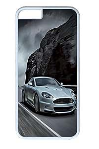 Iphone 6 Plus Case, Aston Martin Dbs Design PC Black Case for Iphone6 Plus 5.5inch