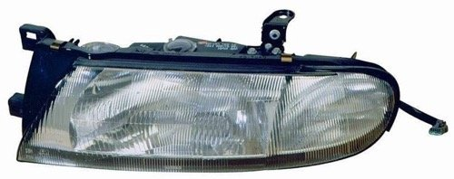 Go-Parts ª OE Replacement for 1993-1997 Nissan Altima Front Headlight Headlamp Assembly Front Housing/Lens/Cover - Right (Passenger) Side - (GXE + XE) B6010-1E411 NI2503114 for Nissan Al