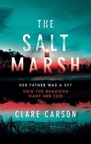 book cover of The Salt Marsh