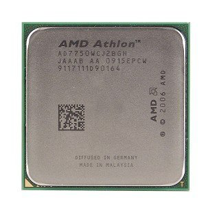 - AMD Athlon X2 7550 Kuma 2.5GHz 2 x 512KB L2 Cache 2MB L3 Cache Socket AM2+ 95W Dual-Core Processor