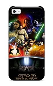 Hot Star Wars Anthology First Grade Tpu Phone Case For Iphone 5c Case Cover