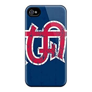 High Grade Richardcustom2008 Flexible PC Cases For Iphone 6 - St. Louis Cardinals by ruishername