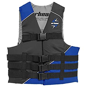 Airhead SLASH Life Vest Adult L/XL Blue