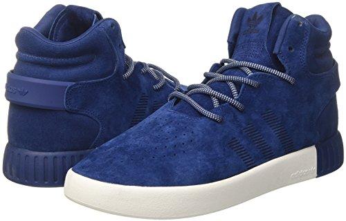 Bb8385 Legink Pour Chaussures Hommes mysblu Basket Invader Tubular Multicolores De Adidas Vinwht 4OaAOH