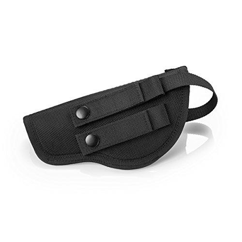 YAKEDA Tactical Gear, Holsters,Belt Holster Belt Loop Airsoft Pistol Holster -C88045 (Black)