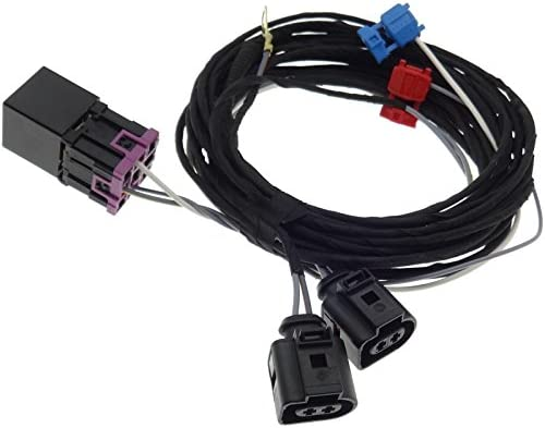 Câble Faisceau Câble de connexion pour h7 anti-brouillard Nsw Audi a3 8p 03