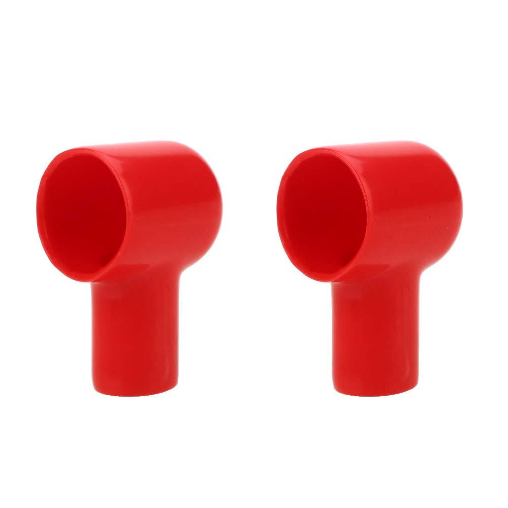 coperture in gomma isolanti pelli dello strumento 20PCS rosso terminale della batteria stivali coperture isolanti cavo di protezione per capicorda per auto marine commerciali alimentazione sportiva