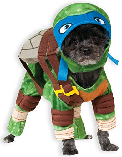 Rubie's Teenage Mutant Ninja Turtles Leonardo Pet Costume, Medium