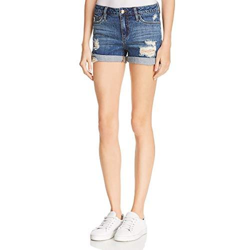Joe's Jeans Women's Rolled Short, VANEZA, 26 - Joes Distressed Jeans