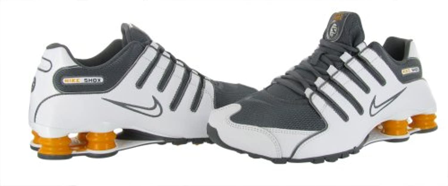 sale retailer c0e65 36a7b ... italy 138 running nz mens shoes nike 378341 shox fellows spotlight  0edb2 5e154