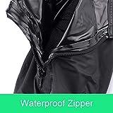 Waterproof Shoe Covers, Reusable & Foldable Rain