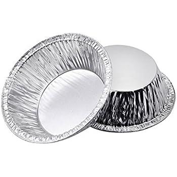 Amazon Com Ocircle Egg Tart Aluminum Foil Disposable