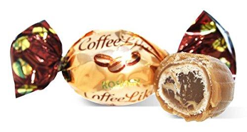 Roshen, Coffee-Like Hard Candy (2 Lbs)