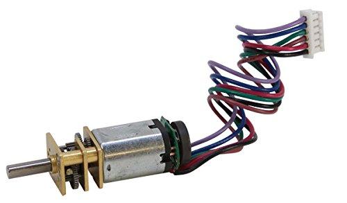 270 RPM Micro Gearmotor w/ Encoder