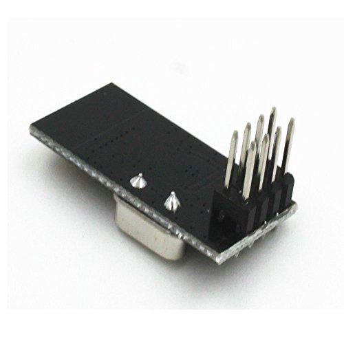 Longruner NRF24L01+ 2.4GHz Antenna Wireless Transceiver RF Transceiver Module Arduino Compatible (10PCS) by Longruner (Image #5)