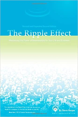 The The Ripple Effect by Steve Harper travel product recommended by Steve Harper on Lifney.