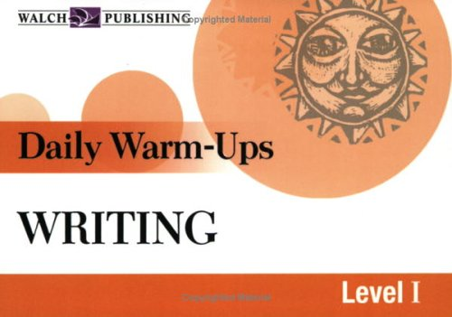 Daily Warm-Ups Writing (Daily Warm-Ups English/Language Arts)