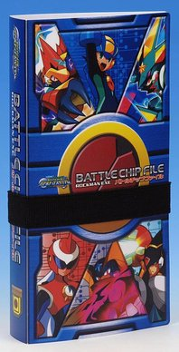 Rockman EXE Beast Battle chip file 4