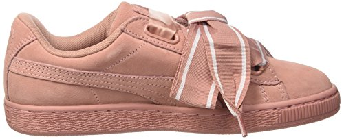 Zapatillas Brown cameo Ii Suede cameo Marrón Brown Heart Para Mujer Puma Satin wxIB68xn