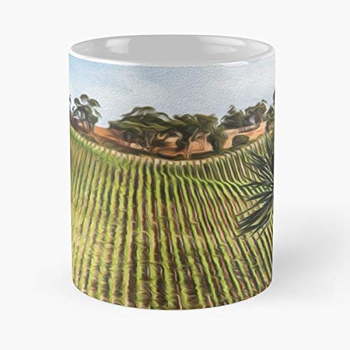 Agricultural Agriculture Beautiful Beauty - 11 Ounce For Coffee, Tea, Cocoa And Mulled Drinks, The Best Gift Holidays.