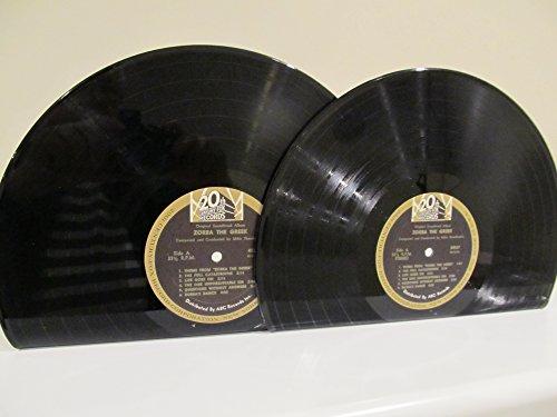 vinyl-record-bookends-lp-zorba-the-greek-original-soundtrack-on-20th-century-fox-records