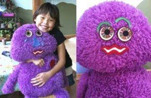 Meebie Play Therapy Doll Orkid Toys SG/_B00NJ1HFKK/_US