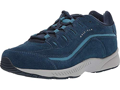 - Easy Spirit Women's Romy Suede Walking Shoes Medium Blue 9 WW