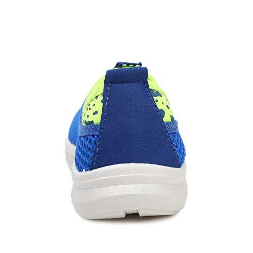 Couleur Binggong Casual Pour Chaussures Mignon 6ans Sneakers Garçon Bébé Sport Maille 5 1 Fille Bonbons Enfants Tissu Outdoor Blue xwRYwqz