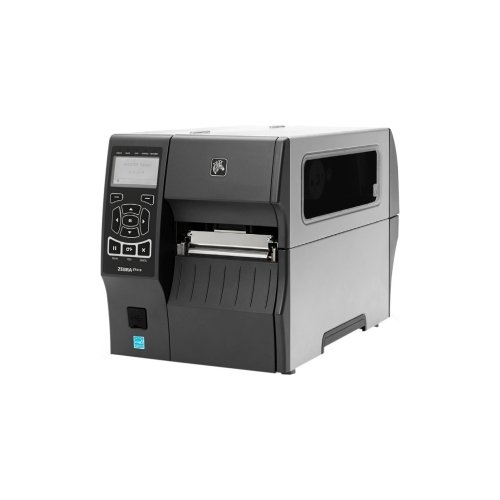 ZEBRA TECHNOLOGIES #ZT41042-T410000Z ZT410 Direct Thermal/Thermal Transfer Printer – Monochrome 4.09″ Print Width – 14 in/s Mono – 203 dpi – Bluetooth – USB – Serial – Ethernet – LCD