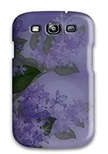 For Galaxy Case, High Quality Flower For Galaxy S3 Cover Cases