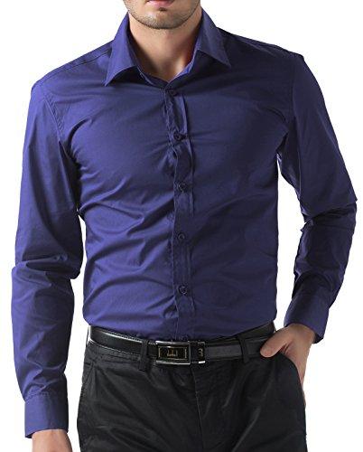 Men Button Down Shirt - 6