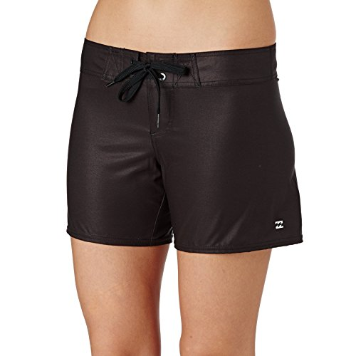 "2016 Billabong Ladies Sol Searcher 5"" Board Shorts in BLACK SANDS W3BS05"