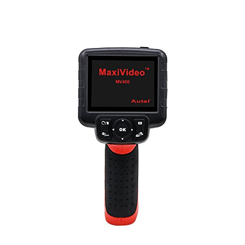 Autel Maxivideo MV400 Digital Videoscope with 5.5mm Diameter Imager Head Inspection Camera by Maxivideo