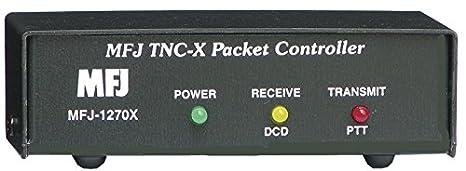 MFJ-1270X KISS Mode TNC-X, VHF Packet/APRS