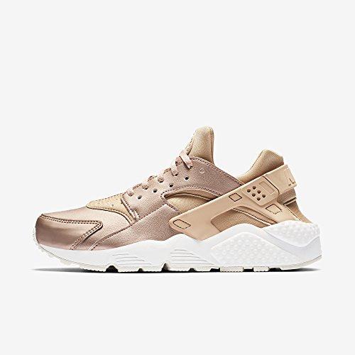 best service 8c48d 57b89 Galleon - Nike Air Huarache Run Pemium TXT Womens Shoes Elm Metallic Red  Bronze Aa0523-200 (11 B(M) US)